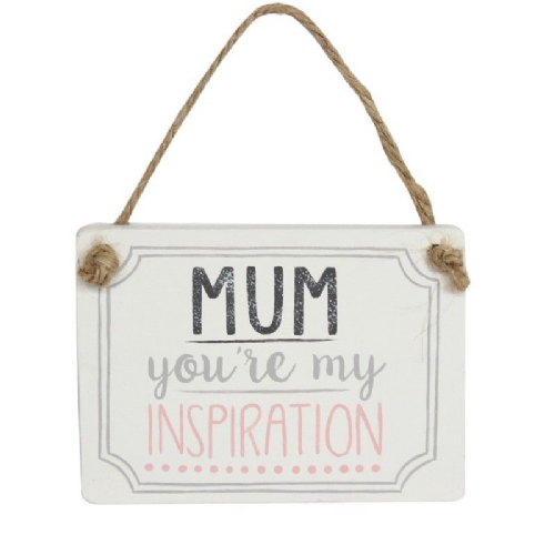 Gisela Graham - Mum Inspiration Mini Plaque